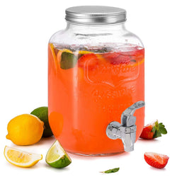 Distributeur de boissons / MASON JAR Beverage Server