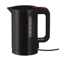BISTRO Bouilloire 1 l, 34 oz noir / BISTRO Black Electric Water Kettle, 34 OZ