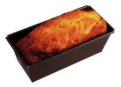 Moule rectangle en acier antiadhésif renforcé / Non-stick steel Raised cake mold