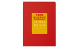Les vins blancs et champagnes - 12 arômes / White Wines and Champagnes 12 aromas