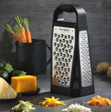 Microplane Râpe 4 Cotés Elite/ Microplane Elite Four Blade Four Sided Box Grater