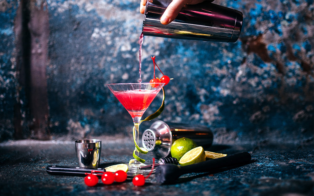 INTRODUCITON TO MIXOLOGY, COURSE 101