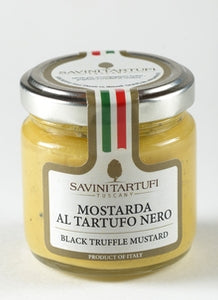 Moutarde à la Truffe Noire 90ml / Mustard with Black Truffle 90ml
