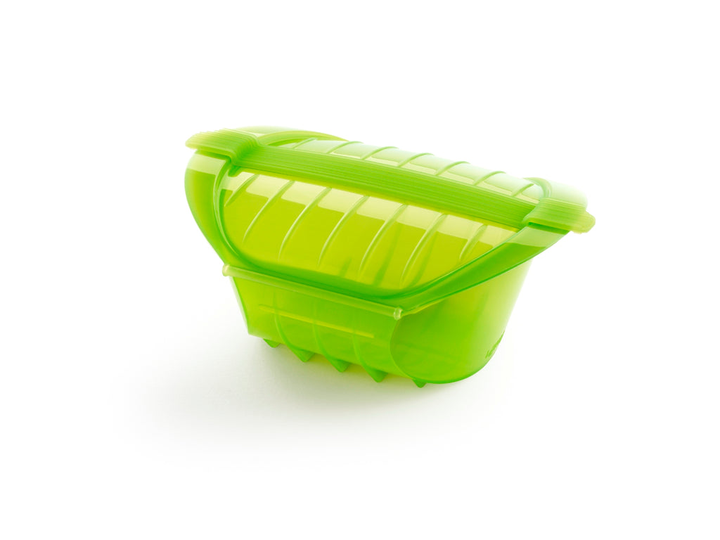 Cocotte OGYA XL (vert) 3-4 pers.  / Large microwave pot OGYA XL (green)