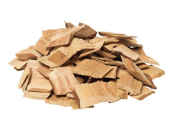 Copeaux de bois de POMMIER pour fumage / APPLE wood chips for smoking 1kg