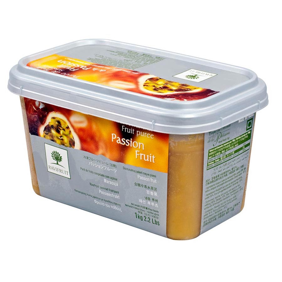 Purée de Fruit de la passion Surgelé 1kg - Ramassage en boutique