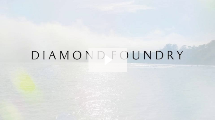 Diamonds Evolved: The latest short film from Diamond Foundry