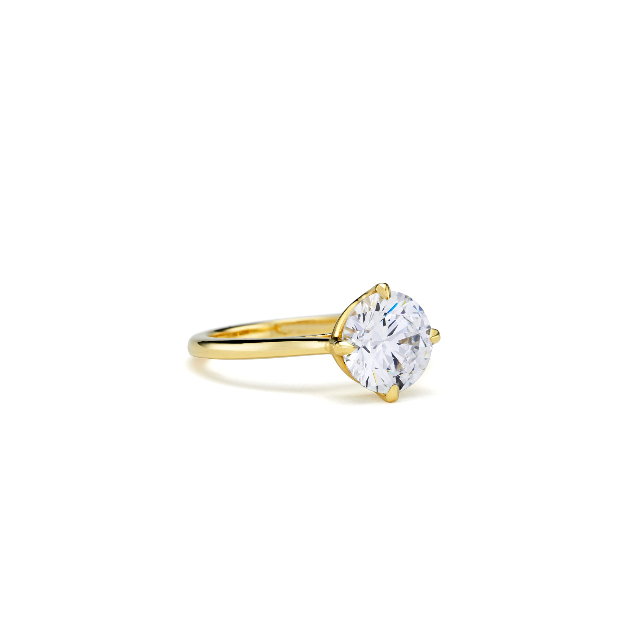 rings ring bridal prong jewellery forevermark engagement lugaro