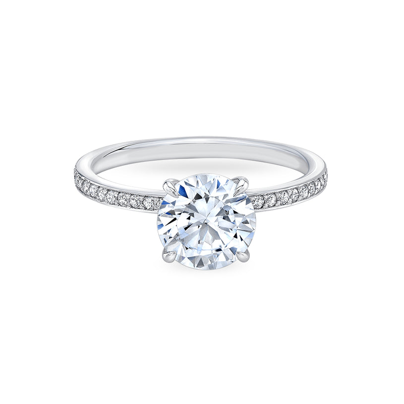glacier canadian yellow classic gold fire solitaire ring diamond product rings engagement