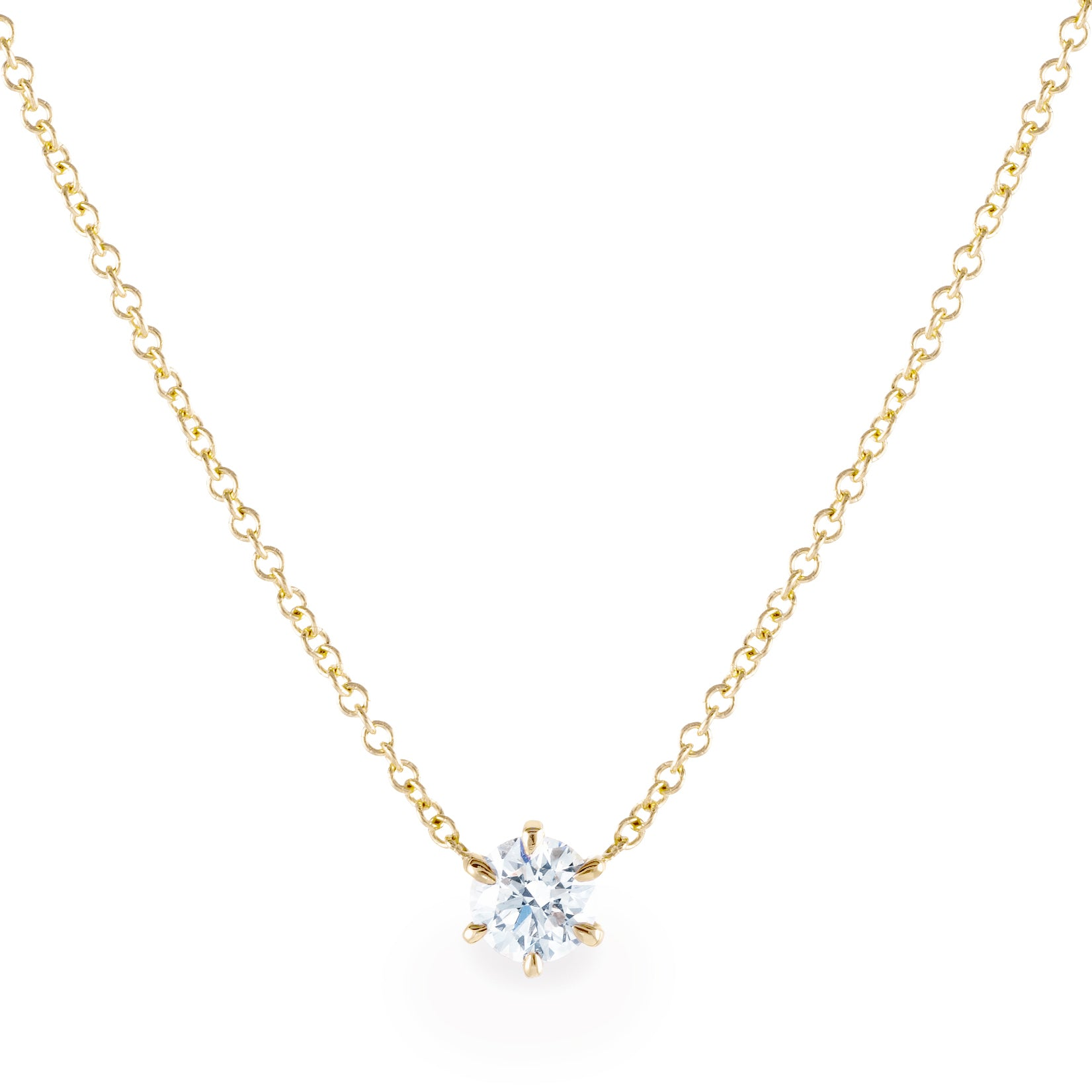 arrow necklaces for pendant zircon glass jewels product brilliant wholesale popular flower cut women clear elegant cz necklace heart and with square