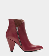 Ankle Boots Marlena Red