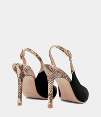 Slingback Pumps Gema Black