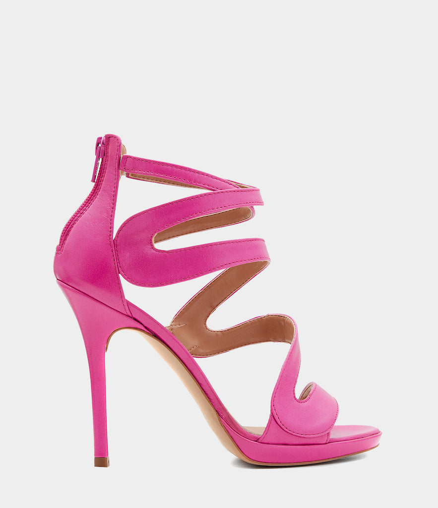 High Heeled Sandals Marisol Pink