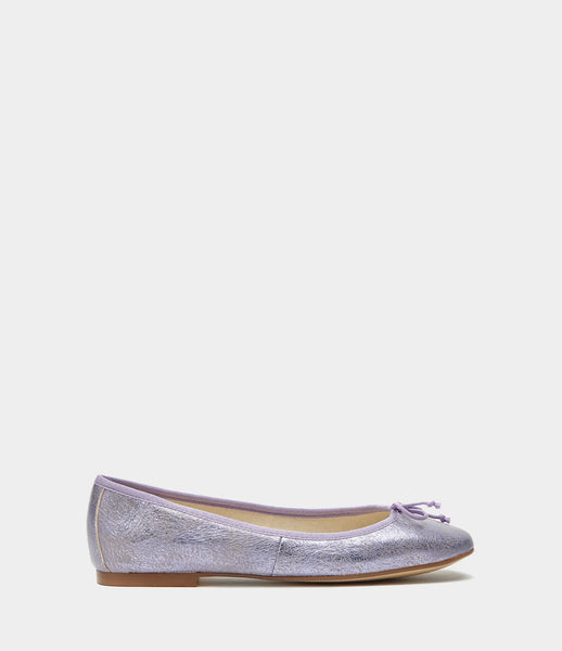 Classic Ballet Pumps Bonita Purple