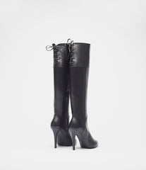 High Heel Boots Elsa Black