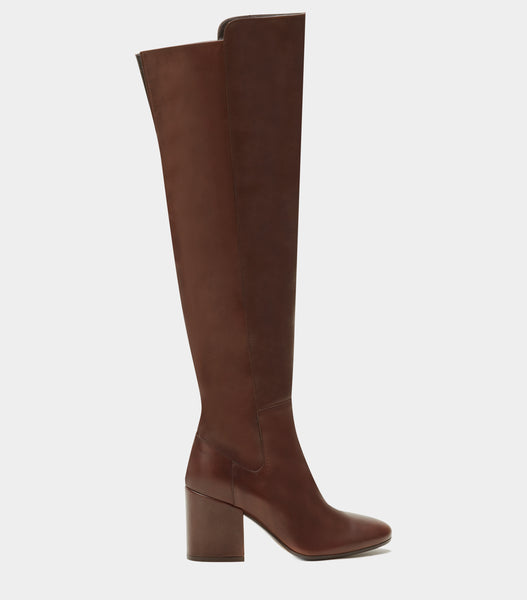 Overknee Boots Gwen Brown