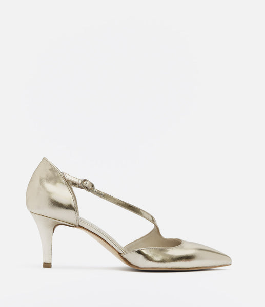 Straps Pumps Jessica Gold
