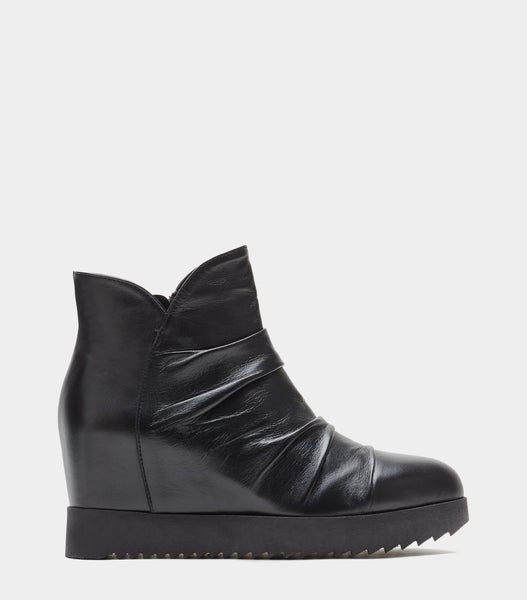 Wedge Boots  Selina Black