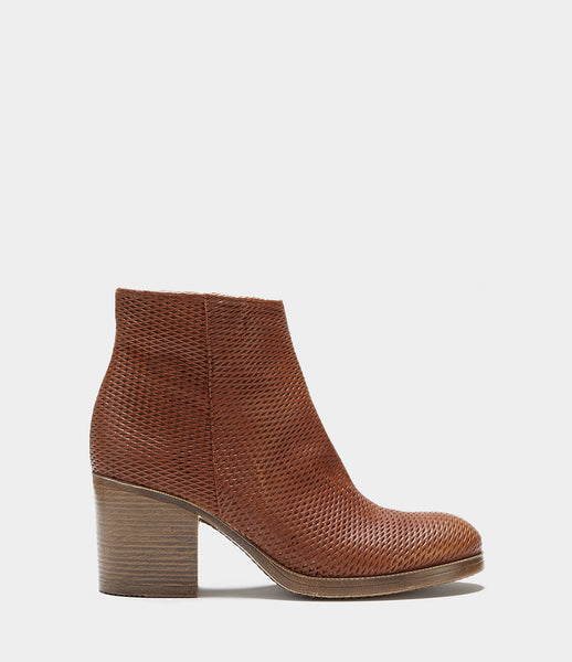 Summer Ankle Boots Tonia Brown