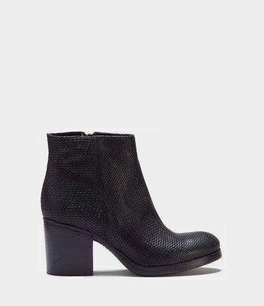 Summer Ankle Boots Tonia Black