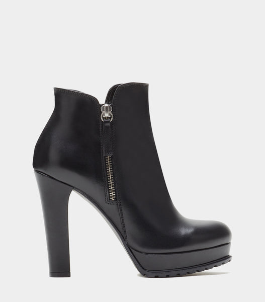 High Heel Ankle Boots Zoe Black