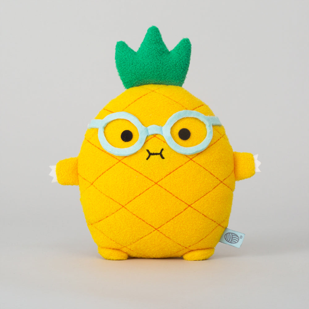 pineapple cuddly toy from Noodoll