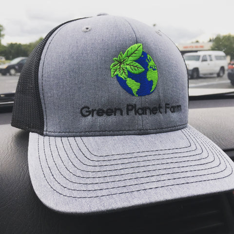 GPF Snap Back Vented Trucker Hat