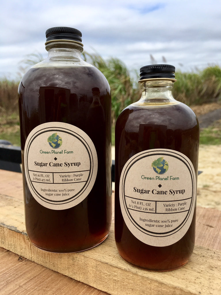 100% Natural Sugar Cane Syrup