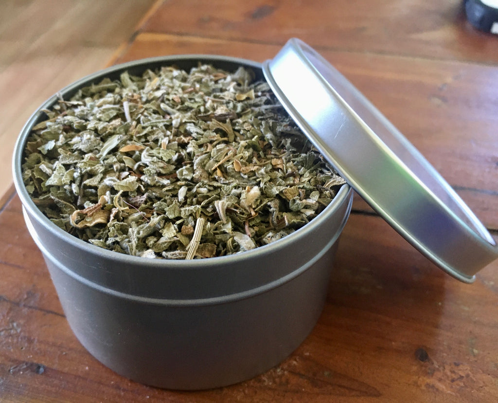 Rose Rock Herb Loose Leaf Tea - Cistus incanus