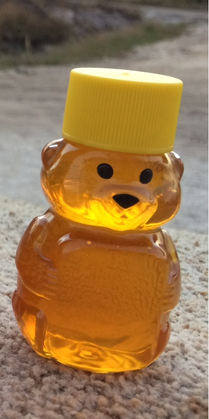 2oz Honey Bears - Wildflower
