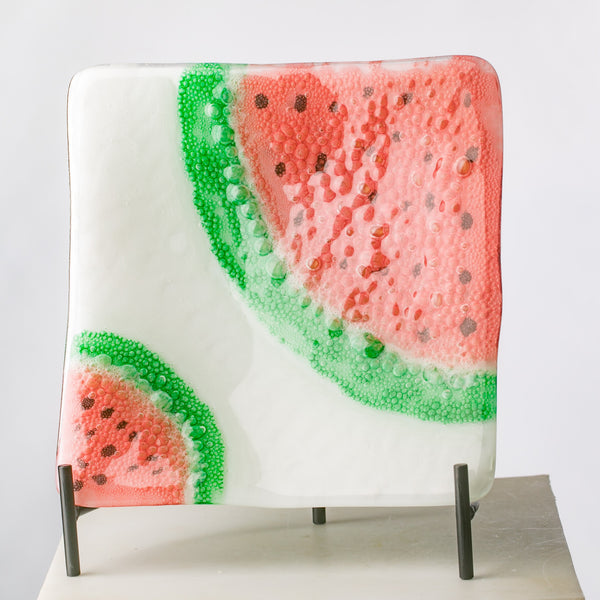 Juicy Watermelon Serving Bowl