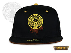 Smite Egyptian Pantheon snapback