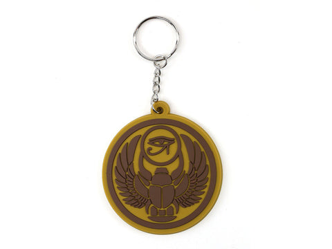 Smite Egyptian Pantheon keychain
