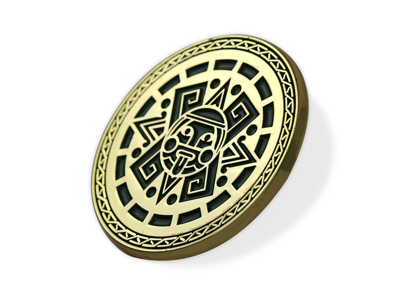 Smite Mayan Pantheon pin