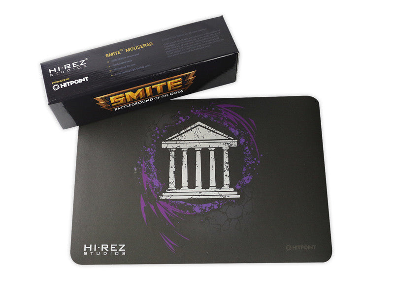 Smite Greek Pantheon Mousepad