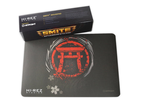 Smite Japanese Pantheon Mousepad