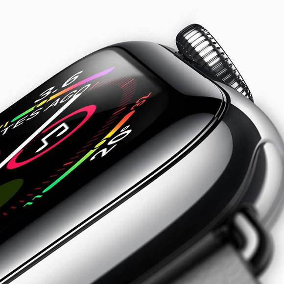 Verre trempé Apple Watch