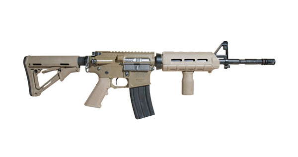 All-purpose rifle. Is fit for engagement up to 75 yards (Domestic model)