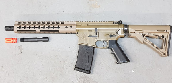 TAN CQC Rifle Combat Pack (KeyMod)