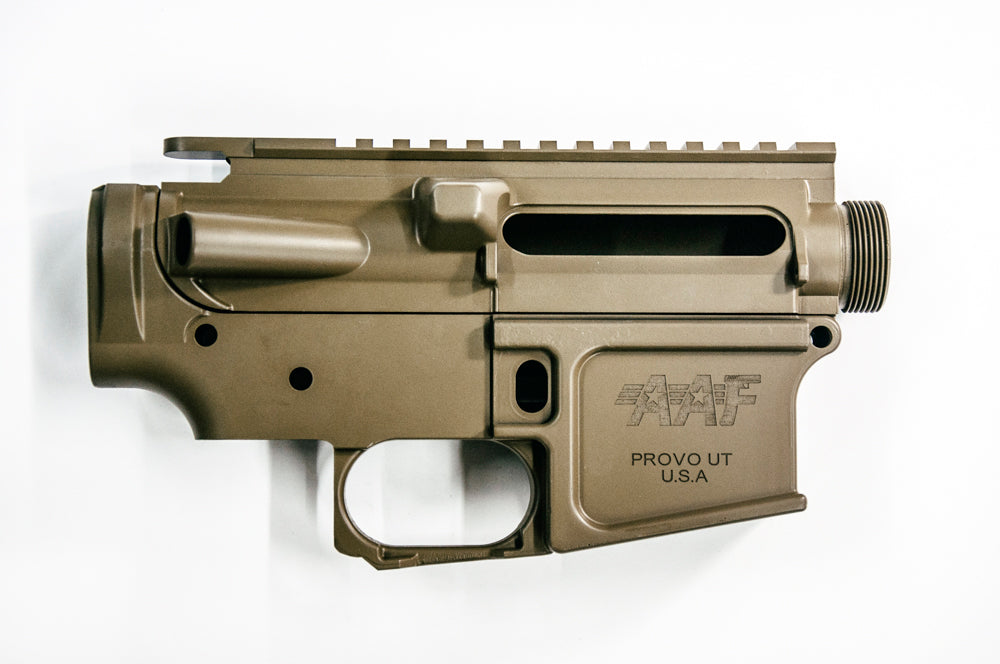 AR-15 Body TAN