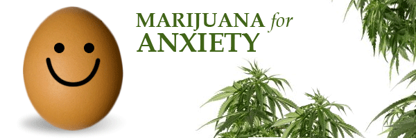 Treating Anxiety With Marijuana
