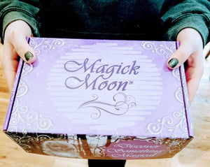 Magick Moon's First Blog Post!