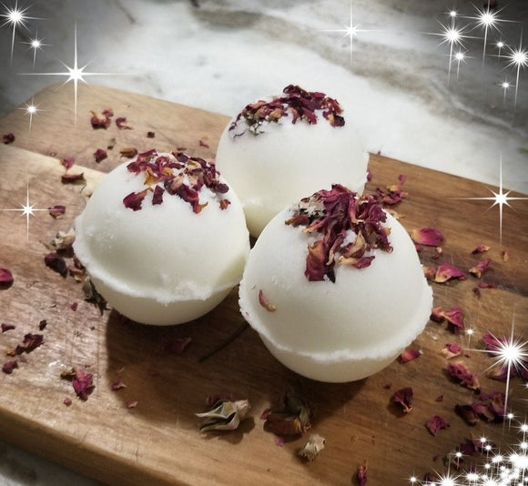 Moon Drops Bath Bombs