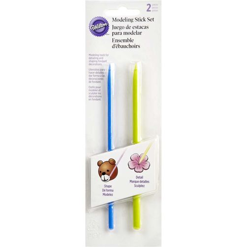 Wilton Modeling Stick Set