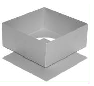 Cake Tins Loose Bottoms/Silverwood Square/Rectangle