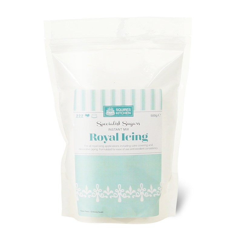 Squires Kitchen Royal Icing Powder White