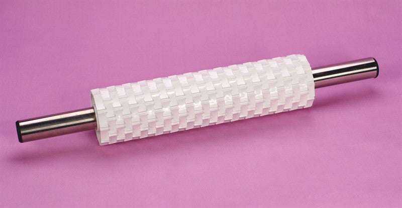 PME Basket Weave Rolling Pin