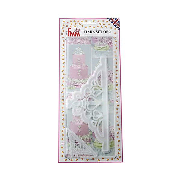 Tiara (2 Set) FMM Cutter