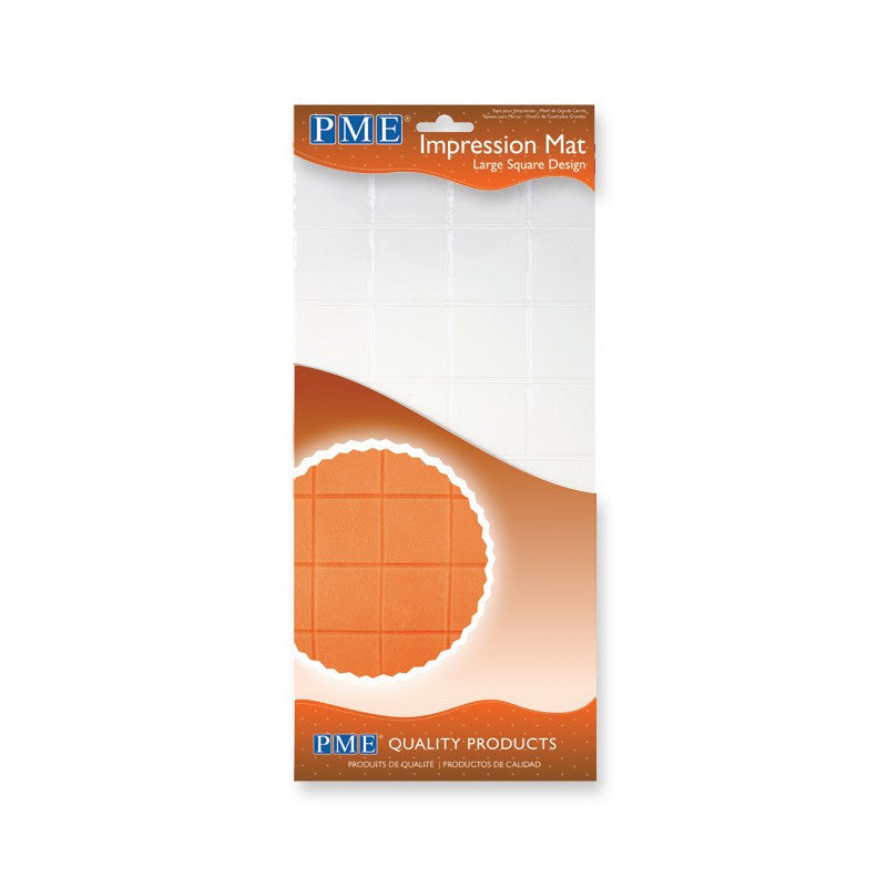 Large Square PME Impression Mat