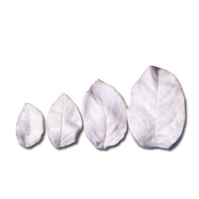 Squires Kitchen Veiner - Rose Leaf - Set of 3